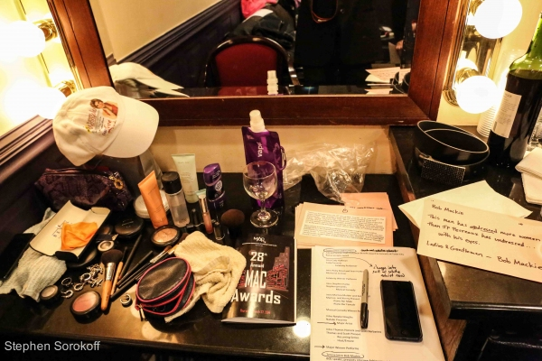 Photo Coverage: Behind the Scenes of the 2014 MAC Awards