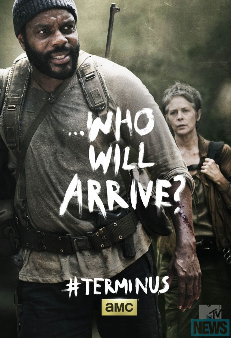 First Look - Teaser Poster for Season 4 Finale of THE WALKING DEAD