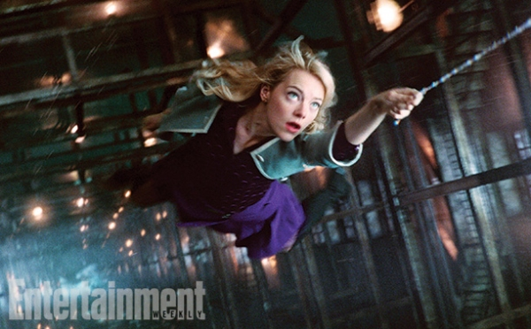 Photo Flash: First Look - Marvel Reveals All-New Images from AMAZING SPIDER-MAN 2