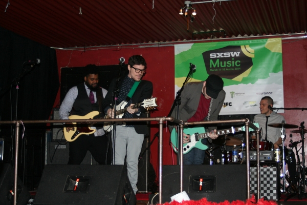 SXSW Music Coverage: Catching up with A Fragile Tomorrow