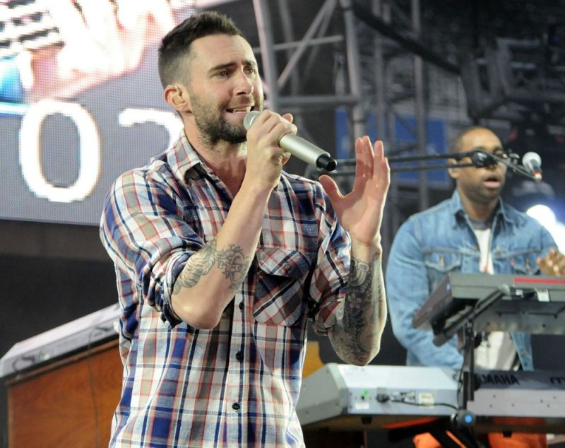 Maroon 5, Shakira Among 2014 WANGO TANGO Performers; Full Line-Up Announced