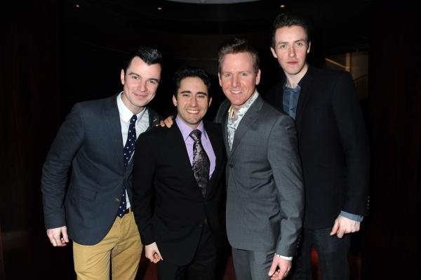 John Lloyd-Young, Jon Boydon & Matt Nalton