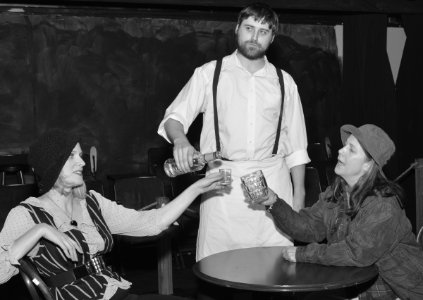 Photo Flash: First Look - Theatre Southwest's ANNA CHRISTIE, Begin. 4/11