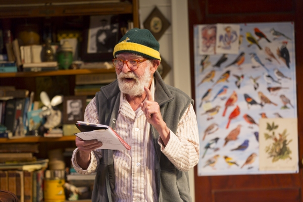 Photo Flash: First Look - Athol Fugard's THE SHADOW OF THE HUMMINGBIRD at Long Wharf Theatre, Now Playing