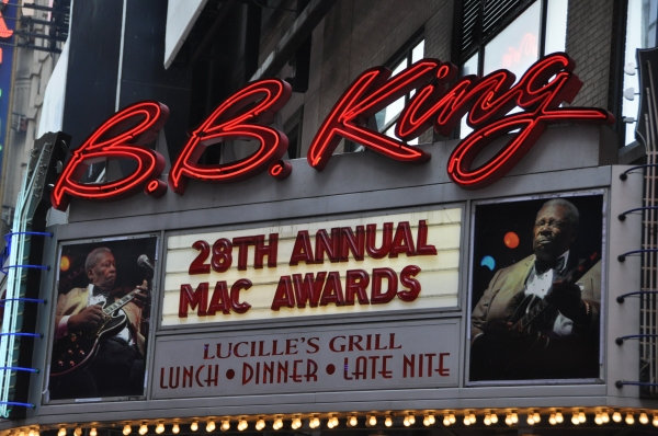 Photo Coverage: Inside the 2014 MAC Awards Ceremony!