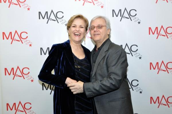 Karen Mason and Paul Rolnick