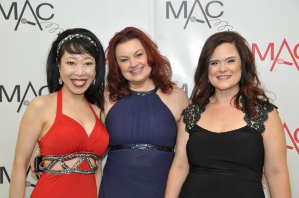 Natasha Castillo, Kathleen France and Julie Reyburn
