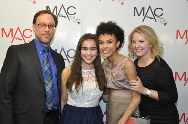 Brett Kristofferson, Jenna Barricklo, Sofia Bryant and Marissa Porto Photo