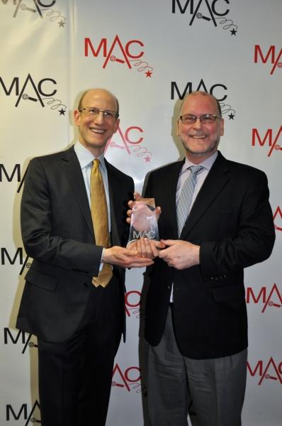 Douglas J. Cohen and Tom Tace Photo