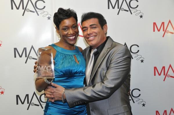 Tanya Holt and Marcus Simeone