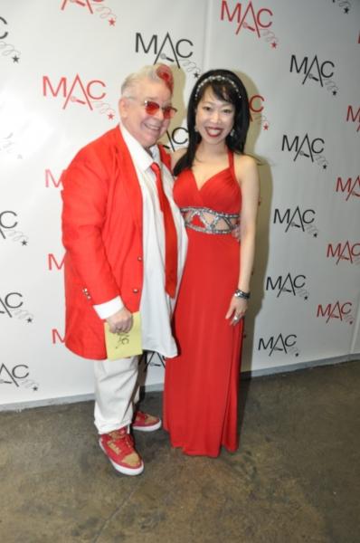 Ricky Ritzel and Natasha Castillo Photo