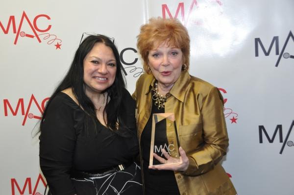 Julie Miller and Anita Gillette