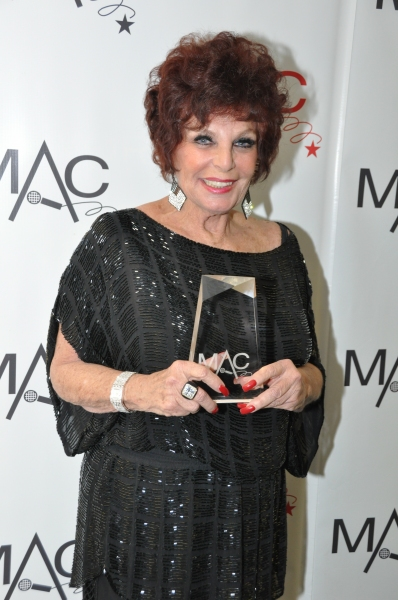 Photo Coverage: Backstage at the MAC Awards with Linda Lavin, Cady Huffman & More!