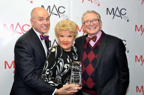 Joseph Roe, Marilyn Mare and Bob Mackie