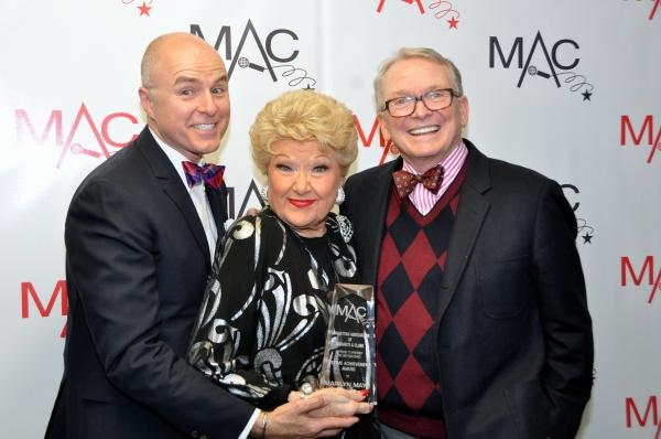 Joseph Roe, Marilyn Mare and Bob Mackie