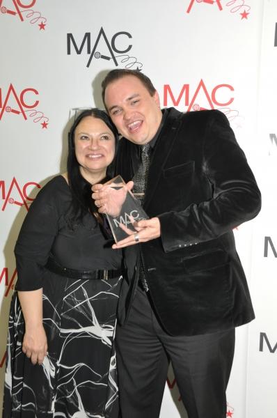 Julie Miller and William Blake Photo