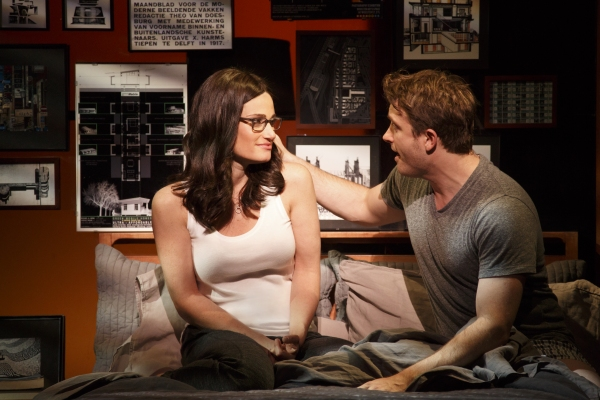 Photo Coverage: Hot Photos Alert! Get a Simmering First Look at IF/THEN on Broadway with Idina Menzel, Anthony Rapp, LaChanze & More