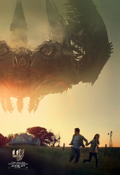 Photo Flash: New TRANSFORMERS: AGE OF EXTINCTION Poster