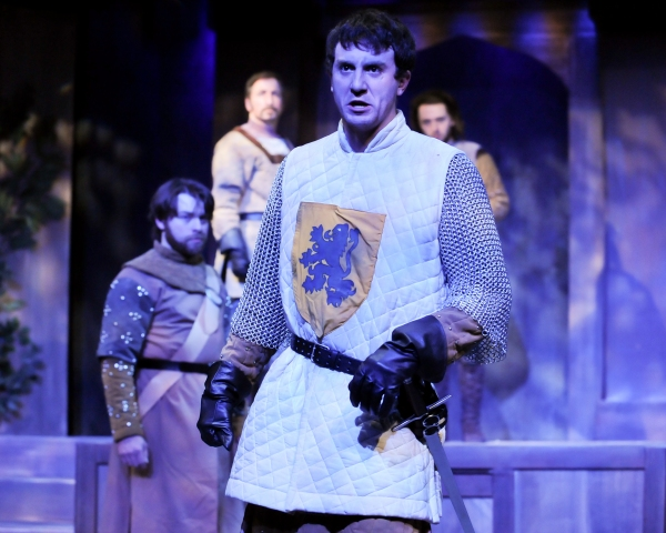 Photo Flash: First Look at Cincinnati Shakespeare's HENRY IV: PARTS 1 & 2