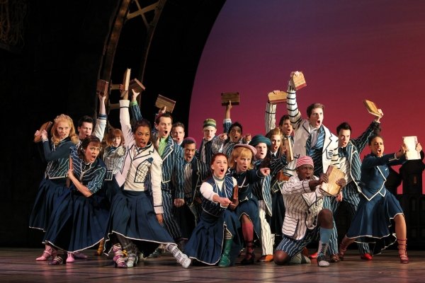 Photo Flash: First Look at the New Stars of WICKED on Broadway - Christine Dwyer, Jenni Barber, Justin Guarini and More!