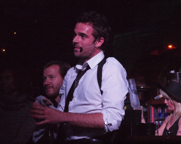 Photo Coverage: FOR THE RECORD: TARANTINO IN CONCERT Opens In West Hollywood's DBA