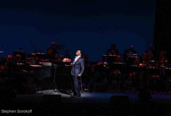 Photo Coverage: JOHNNY MATHIS Concert at NJPAC