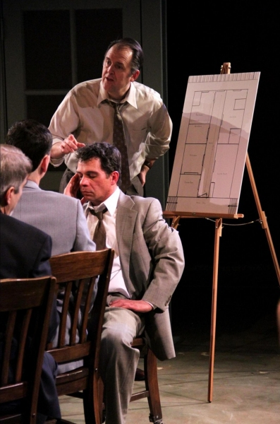 BWW Reviews:  Cherry Creek Theatre Presents an Exemplary Male Ensemble in 12 ANGRY MEN!