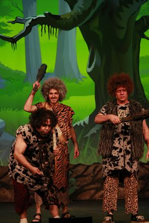 BWW Reviews: Great American Playhouse's CAVEMEN - No Business Like Show Business