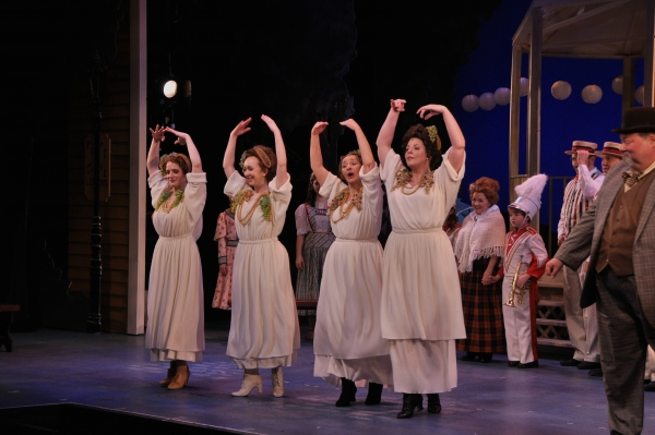 Photo Coverage: THE MUSIC MAN Opens at The John W. Engeman Theater at Northport