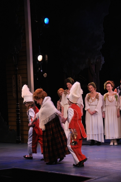 Photos: THE MUSIC MAN Opens at The John W. Engeman Theater at Northport