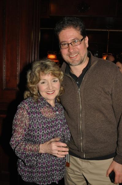 Patti Mariano and Igor Goldin