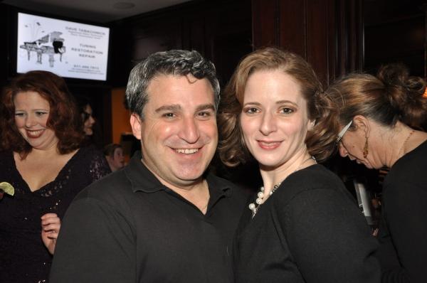 Carlos Lopez and Maryellen Molfetta