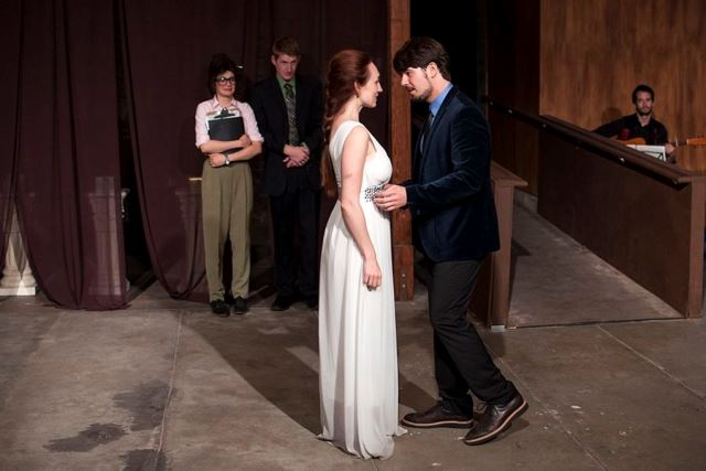 BWW Reviews: City Shakes Offers a Milder Version of THE MERCHANT OF VENICE