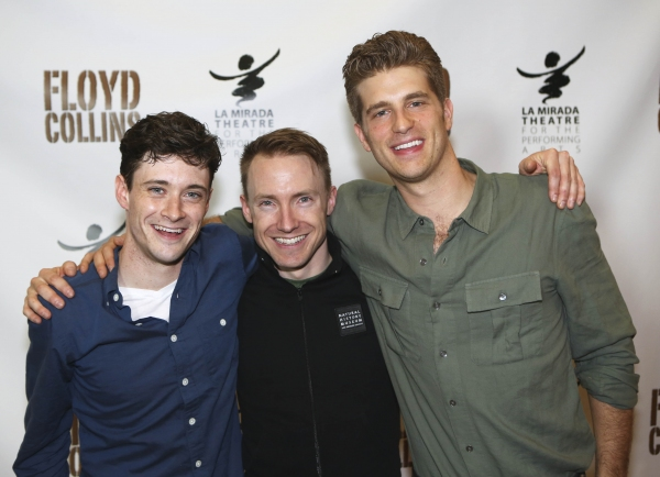 Cast members Josey Montana McCoy, Mark Whitten and Jonah Platt