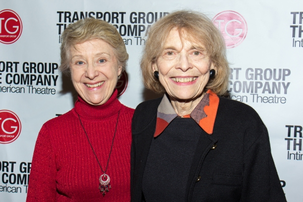 Photo Coverage: Inside Opening Night of Transport Group's I REMEMBER MAMA