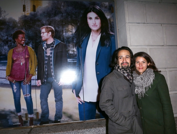 Photo Coverage: Inside IF/THEN's Opening Night Theatre Arrivals