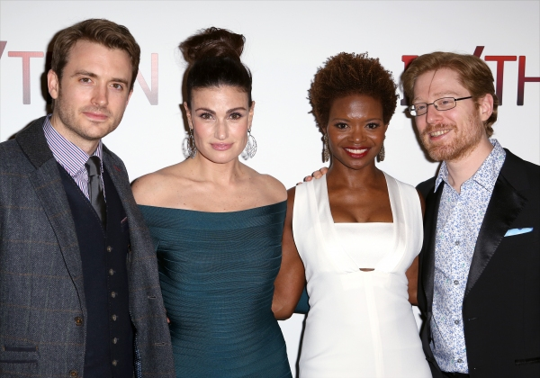 Photo Coverage: Idina Menzel and IF/THEN Cast Celebrate Opening Night - Part One!