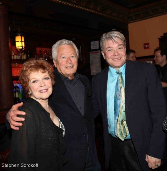 Photo Coverage: Anita Gillette & Penny Fuller Bring SIN TWISTERS to 54 Below