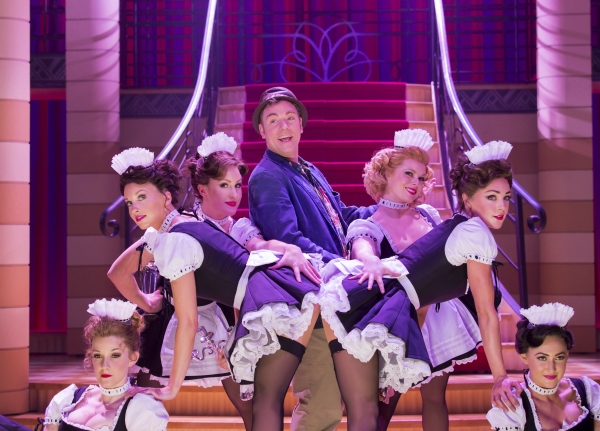 Photo Flash: First Look at Robert Lindsay, Rufus Hound & More in West End's DIRTY ROTTEN SCOUNDRELS
