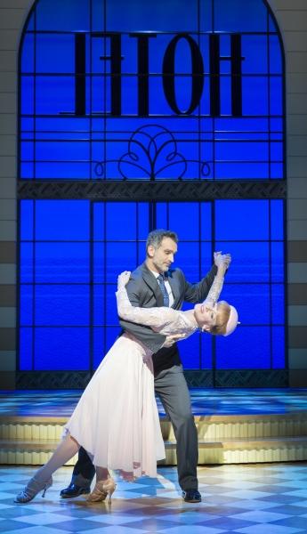 Samantha Bond and John Marquez Photo