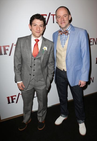 Miguel Cervantes and Joe Cassidy  Photo
