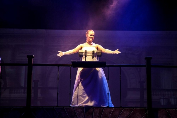 Photo Flash: First Look at JPAC's EVITA, Now Playing Through 4/12