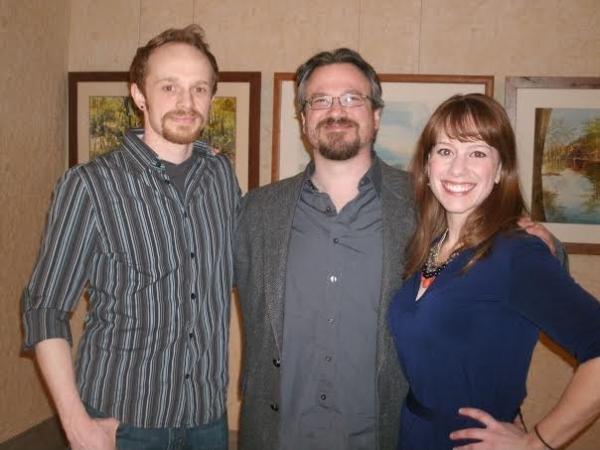 Tyler Rich, Joseph Zettelmaier, Melanie Keller
