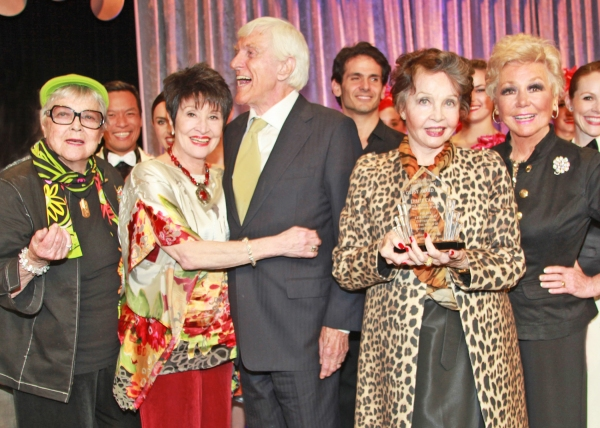 Photo Flash: Dick Van Dyke and Chita Rivera Attend PDS Gypsy Awards Luncheon