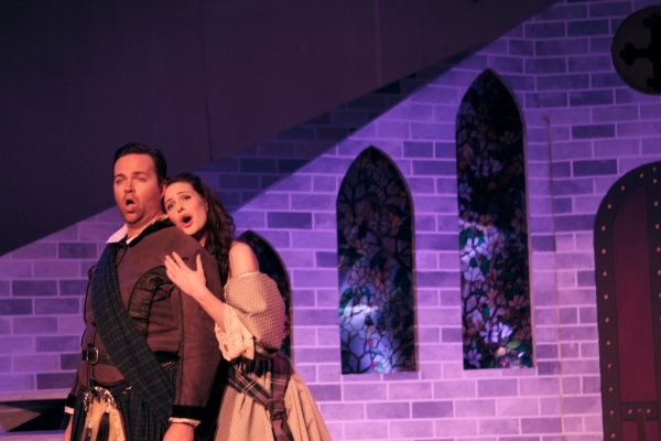 BWW Reviews: Opera in the Height's LUCIA DI LAMMERMOOR is Evocative and Atmospheric