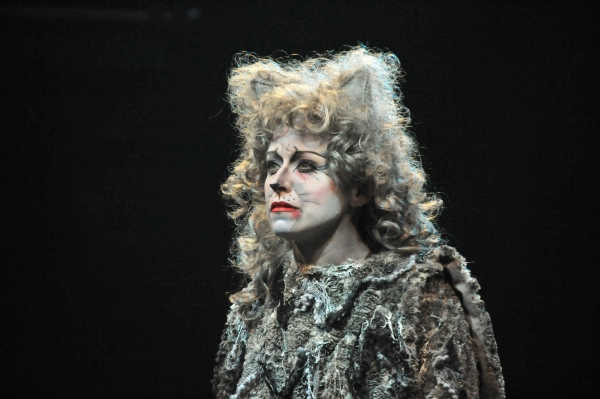 Heidi Kettenring as Grizabella