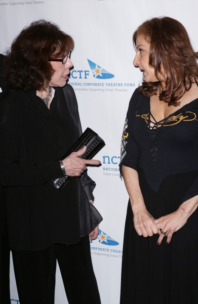 Lily Tomlin and Kathy Najimy