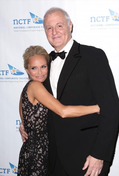Kristin Chenoweth and Robert Harling Photo