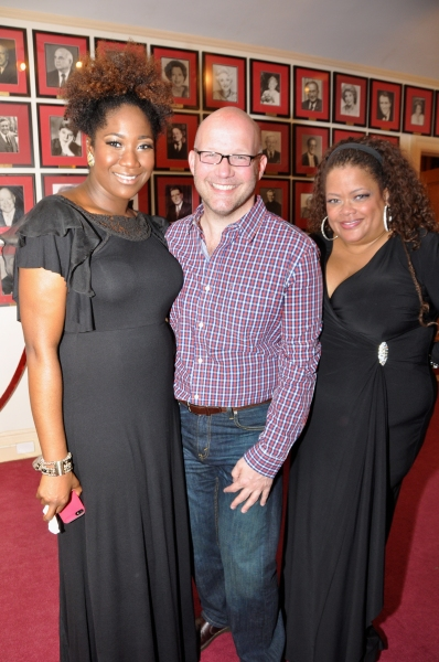 Photo Coverage: Backstage at Town Hall's BROADWAY BY THE YEAR!