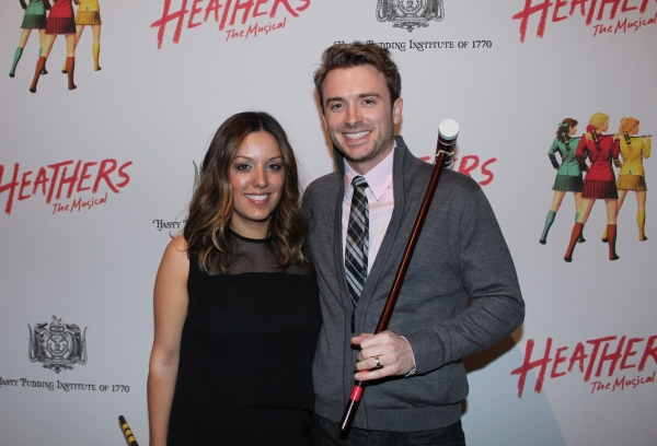 Photo Coverage: Inside HEATHERS' Opening Night Theatre Arrivals!
